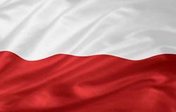 226 flag Polski na 226 rocznicę Konstytucji 3 Maja
