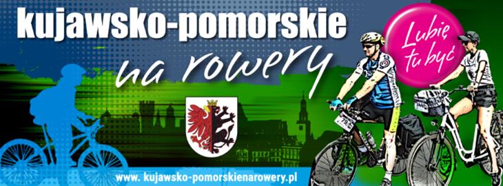 Kujawsko-Pomorskie na rowery
