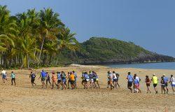 Pełne sportu Wybrzeże Bursztynowe Republiki Dominikańskiej