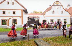 Holašovice – unikatowa wioska barokowa