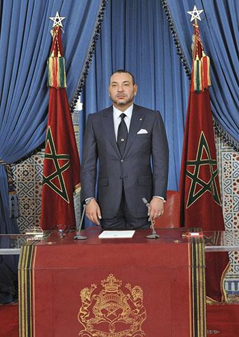 Król Maroka Muhammad VI