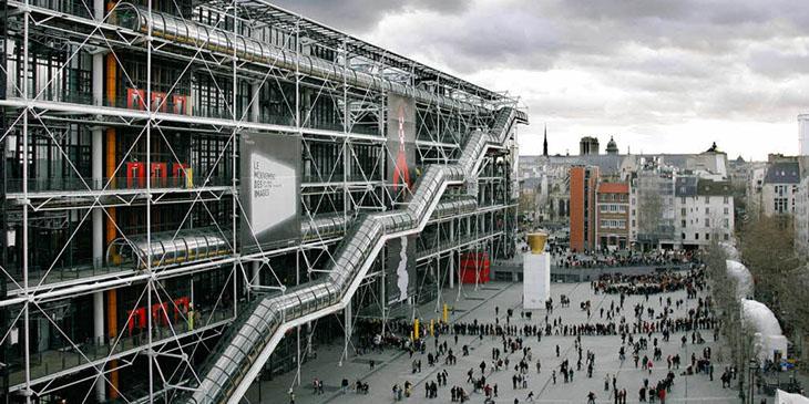 Muzeum Sztuki Współczesnej w Paryżu