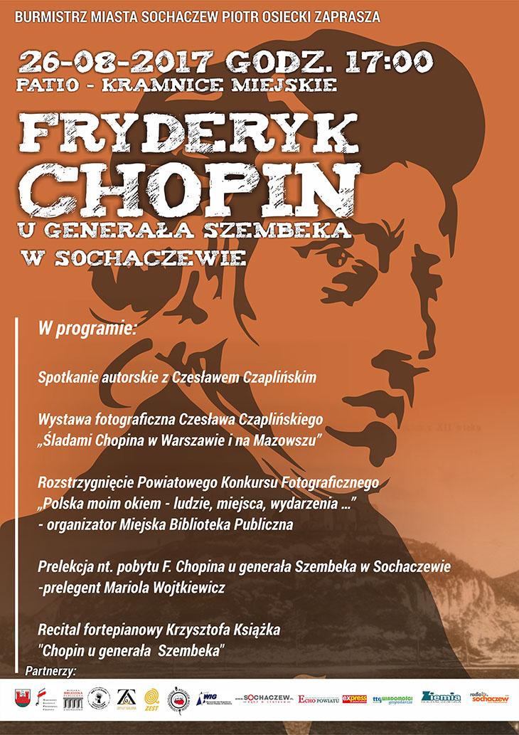 Fryderyk Chopin u Generala Szembeka w Sochaczewie