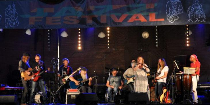 III Happy Jazz Festiwal połączony z benefisem Marka Gaszyńskiego