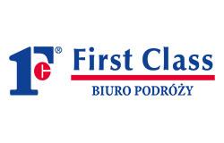 First Class na zakręcie
