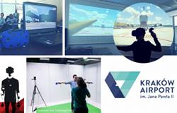 Wirtualna rzeczywistość do szkolenia marszałków