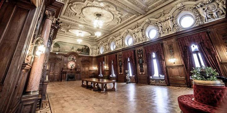 Pałac Poznańskiego Łódź