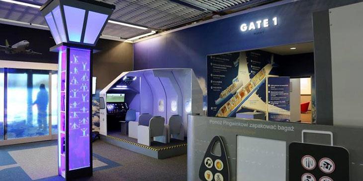 Otwarcie Centrum Edukacji Lotniczej Kraków Airport