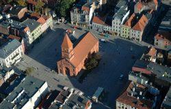 Przedstawiciele zagranicznych biur podróży z wizytą w Toruniu