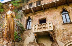 Werona: opłata za zdjęcie pod balkonem Julii