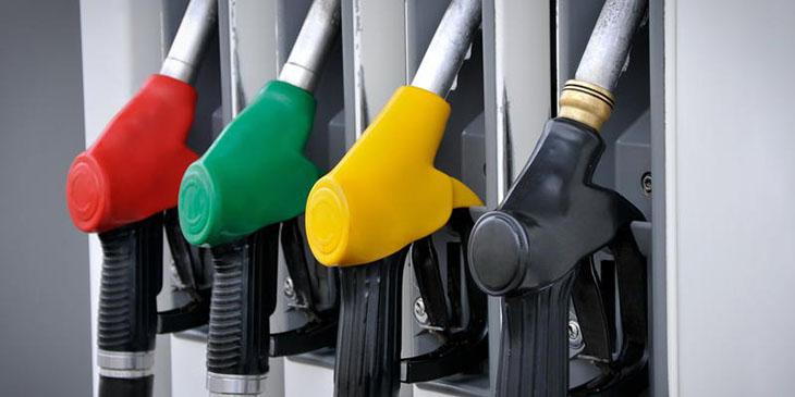 Dsytrybutor paliw, benzyna