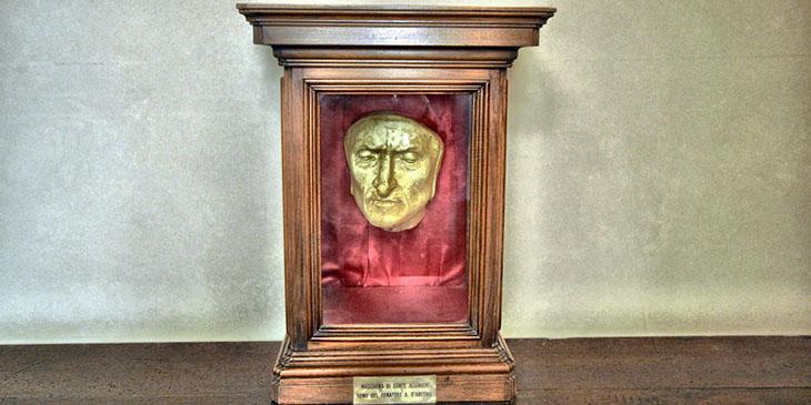 Florencja - Maska Dantego
