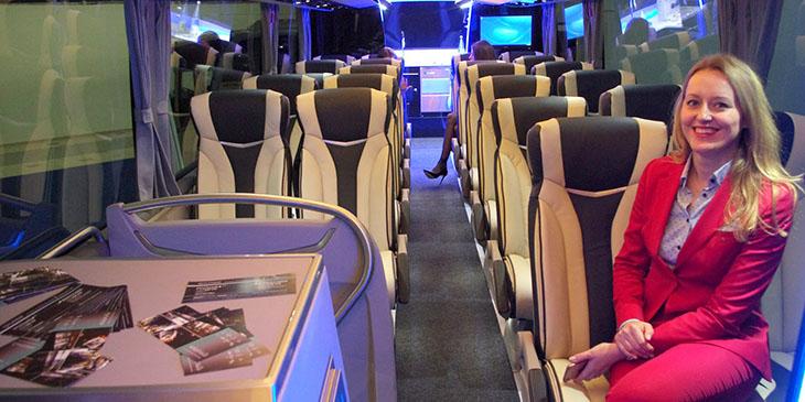 Nowa autokarowa linia biznesowa