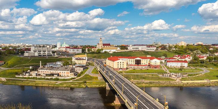 Grodno - Białoruś