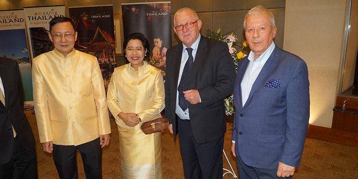 Uroczystość z okazji Święta Narodowego Tajlandii