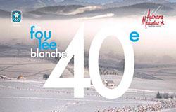 La Foulée Blanche w alpejskim Autrans