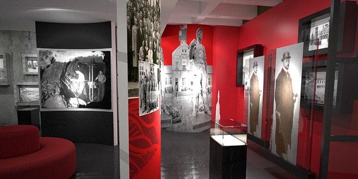 Zamek Żupny - wizualizacje zmian