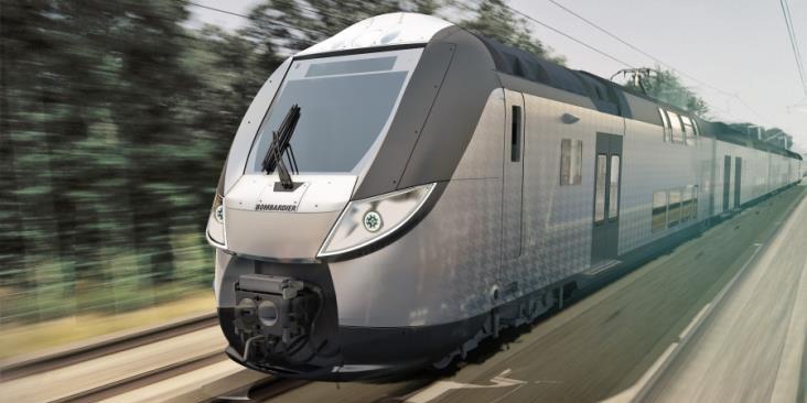 Bombardier dostarczy pociągi Omneo dla SNCF