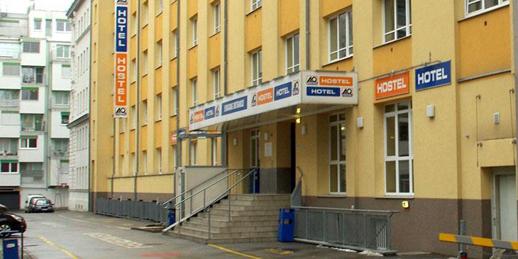 A&O Hostels Wien Hbf