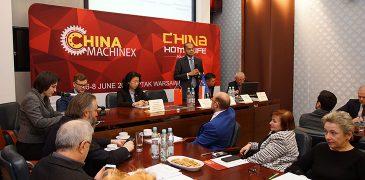 VII edycja China Homelife Poland 2018 - spotkanie Izb i przedsiębiorców z Europy Centralnej i Wschodniej