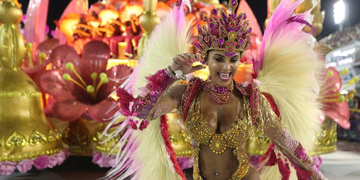Karnawał w Rio de Janerio