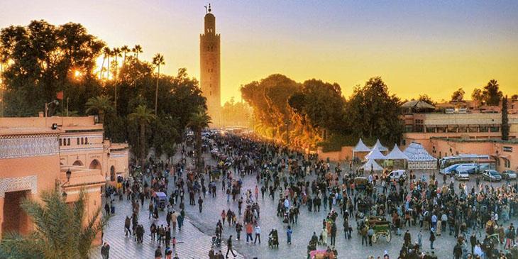 Marakesz - Maroko