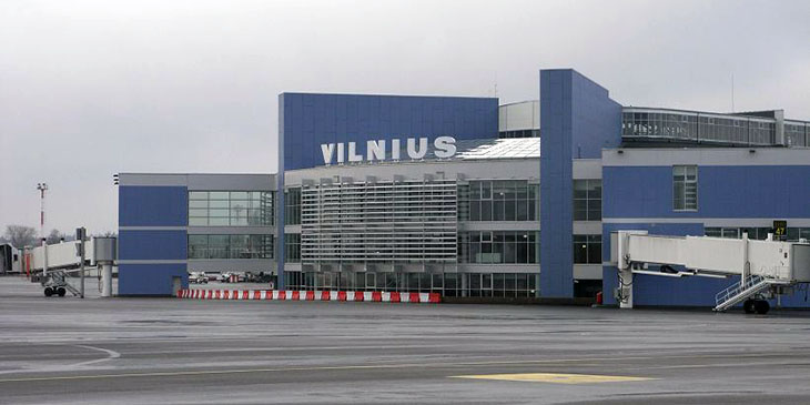 Lotnisko Wilno