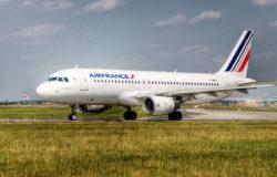 Chaos na lotniskach z powodu strajku w Air France