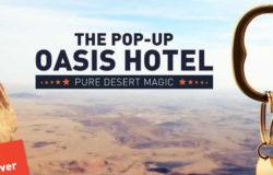 #PopUpOasis – konkurs Ministerstwa Turystyki Izraela