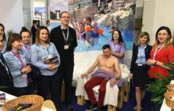 Usługi medyczne polską marką produktową na ITB