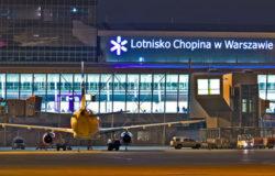 Lotnisko Chopina z kolejnymi rekordami