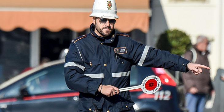 Policjant w Rzymie