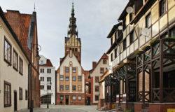 Wieża katedry św. Mikołaja w Elblągu udostępniona dla zwiedzających