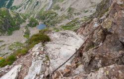 Szlak między Świnicą Przełęczą Zawrat został zamknięty