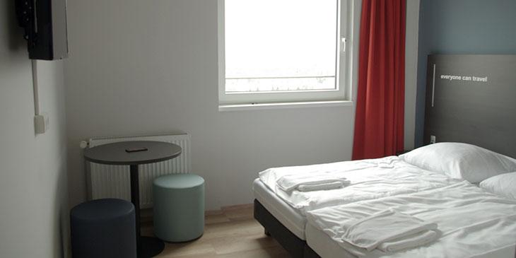 Hostel & hotel A&O w Pradze