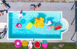 Madryt: Szukają nielegalnych basenów z satelity