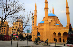Złota era turystyki Libanu
