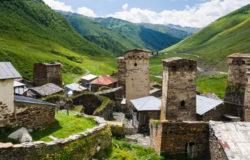 Eden Kaukazu: Gruzja i jej atrakcje