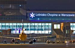 284 naruszeń ciszy nocnej na Lotnisku Chopina