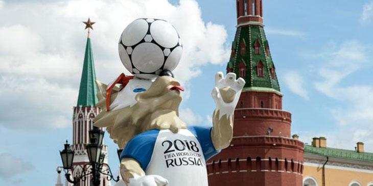 Mudial w Rosji