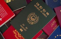 Najnowszy ranking paszportów