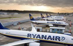 Strajk personelu kabinowego Ryanaira