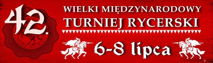 Turniej rycerski na zamku w Golubiu-Dobrzyniu