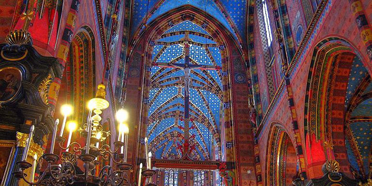Kościół Maroacki w Krakowie