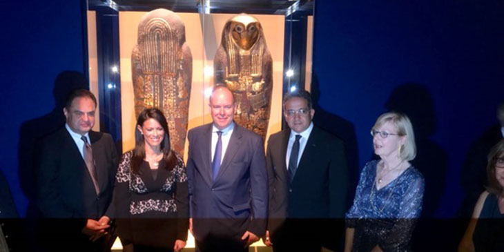 Złote skarby faraonów