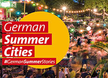"Kampania ""German Summer Cities"""