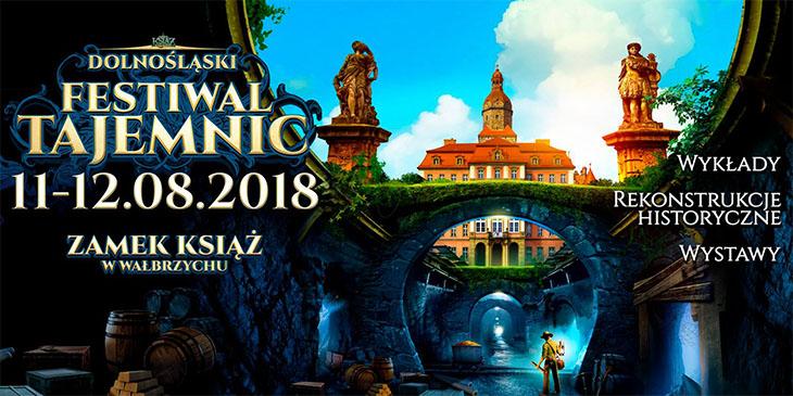 VI Dolnośląski Festiwal Tajemnic