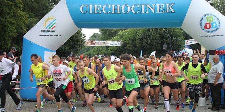 Półmaraton Uzdrowisko Ciechocinek