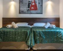 Ceny hoteli w górę