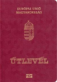 Węgierski paszport